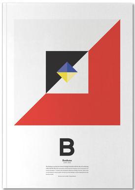 B - Bahaus