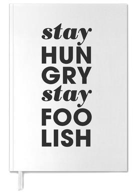 Stay Hungry Stay Foolish Steve Jobs agenda