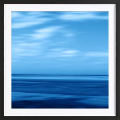 Seascape Blue Sky