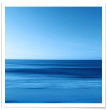 Seascape Blue Horizon