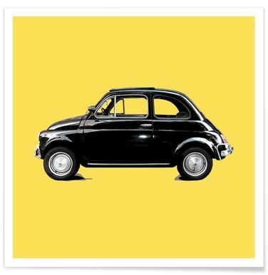 Dreamcar Y - Premium Poster