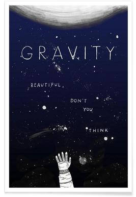 Gravity -Poster