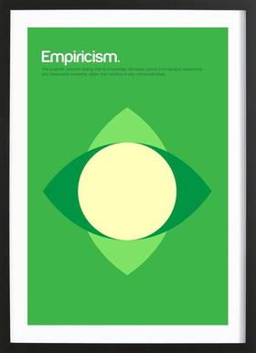 Empiricism Framed Print