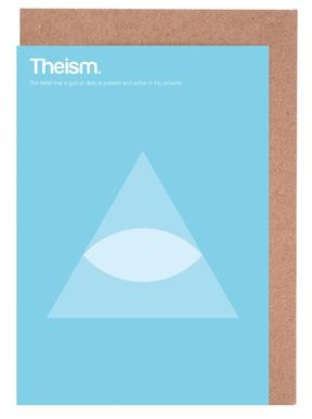 Theism Greeting Card Set