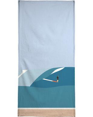 Fornøjelse Surf No. 03 -Handtuch