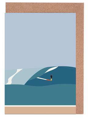 Fornøjelse Surf No. 03 cartes de vœux