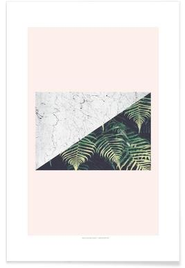 Tropical Geometry - Premium Poster