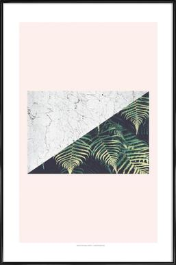 Tropical Geometry - Affiche sous cadre standard