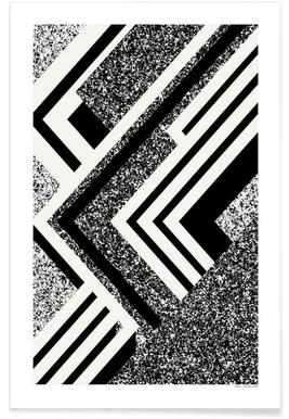 Abstract 1 - Premium Poster