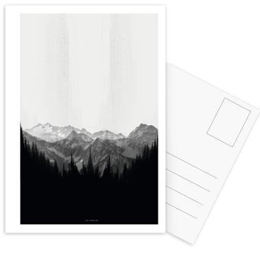 Brush Mountains Postcard Set