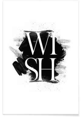 Wish - Premium Poster