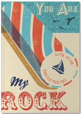 You are my Rock Notebook
