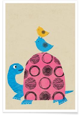 Tortoise - Premium Poster