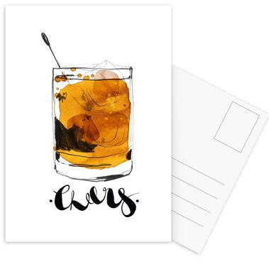 Cheers -Postkartenset