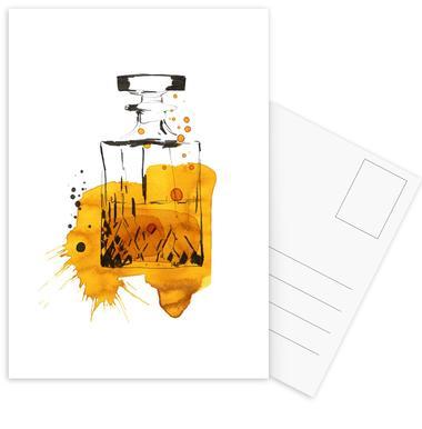 Cin Cin Postcard Set