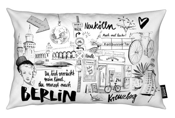 BERLIN 1 coussin