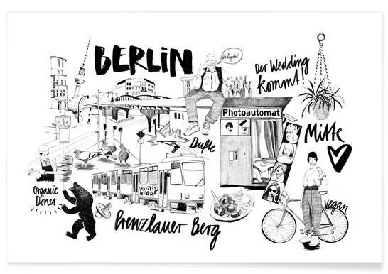 BERLIN 2 affiche