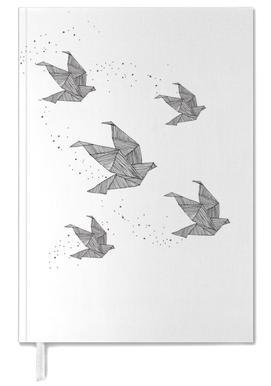 Origami Birds -Terminplaner