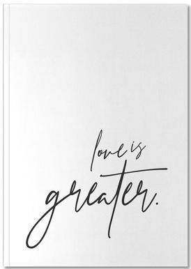 Love is Greater