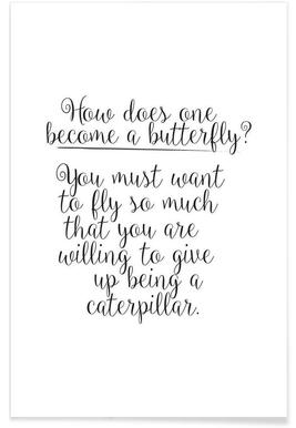How Does One Become A Butterfly