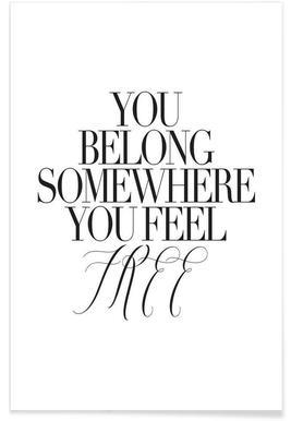 You Belong Somewhere