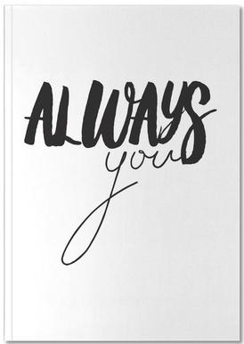 Always You Notebook