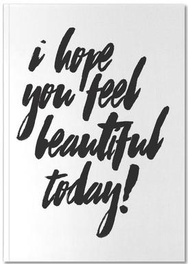 I Hope You Feel Beautiful