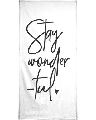 Stay Wonderful