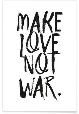Make Love - Premium poster