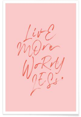 Live More -Poster