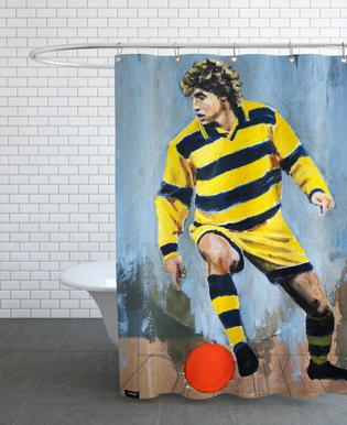 One Love - Parma Shower Curtain