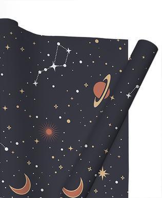 Mystical Galaxy cadeaupapier