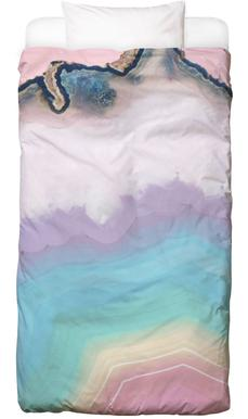Rainbow Agate Bed Linen