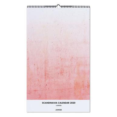 Scandinavia Calendar 2020 - cafelab Wall Calendar