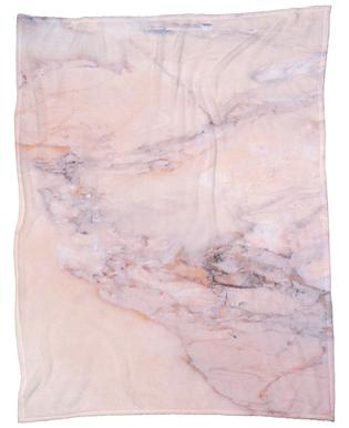 Blush Marble plaid