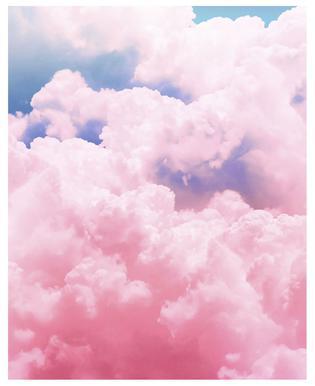 Candy Sky plaid