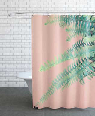 Ferns on Blush Prints