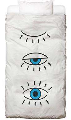 Summer Evil Eye Bed Linen