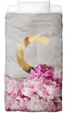 Flower Alphabet C Linge de lit