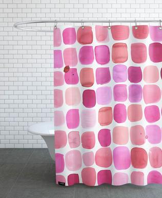 Lipstick -Duschvorhang