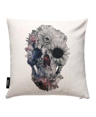 Floral skull II