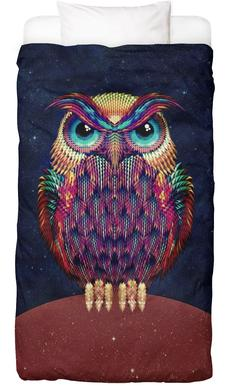 Owl 2 housse de couette