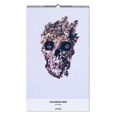 Wall Calendar 2020 - Ali Gulec -Wandkalender