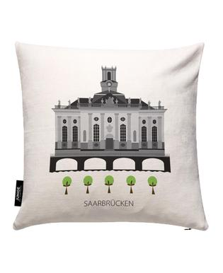 Saarbrücken Cushion Cover