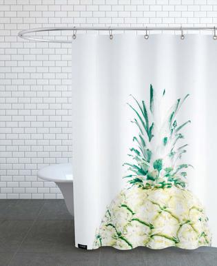Pineapple -Duschvorhang
