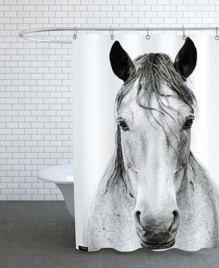 Horse I Shower Curtain