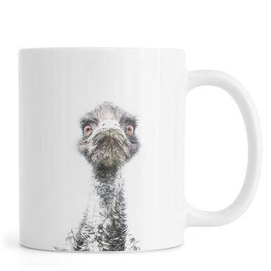 Emu -Tasse