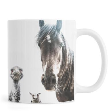 Animal Crew Mug