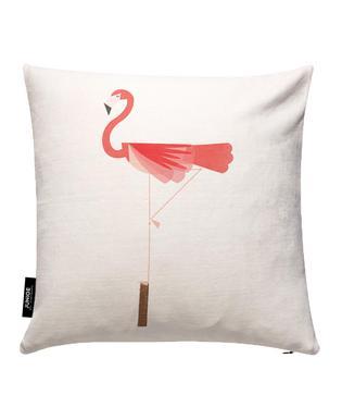 Flamingo Cushion Cover