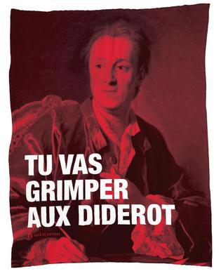 Diderot Fleece Blanket